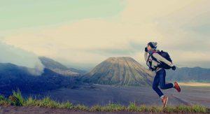 Masih bersama Gunung Bromo
