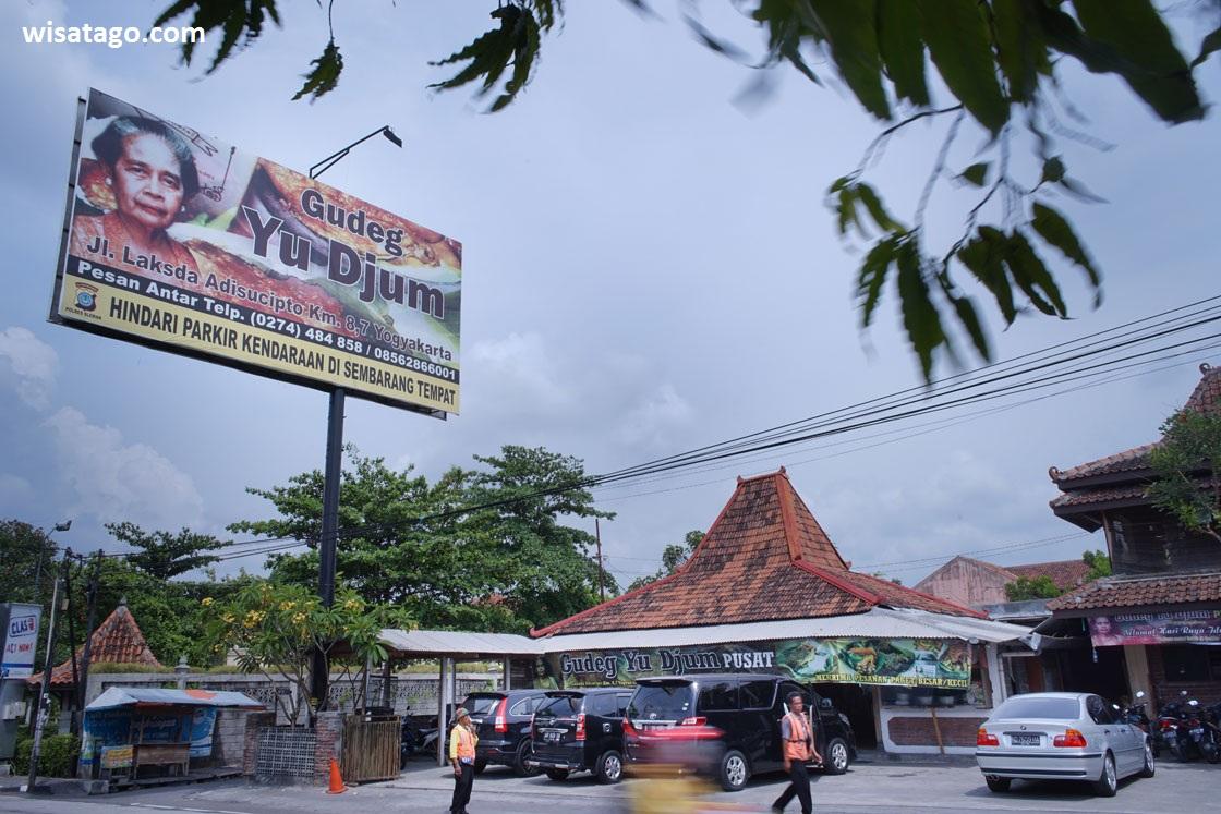 Gudeg Yu Djum Yogyakarta yang Melegenda di Indonesia