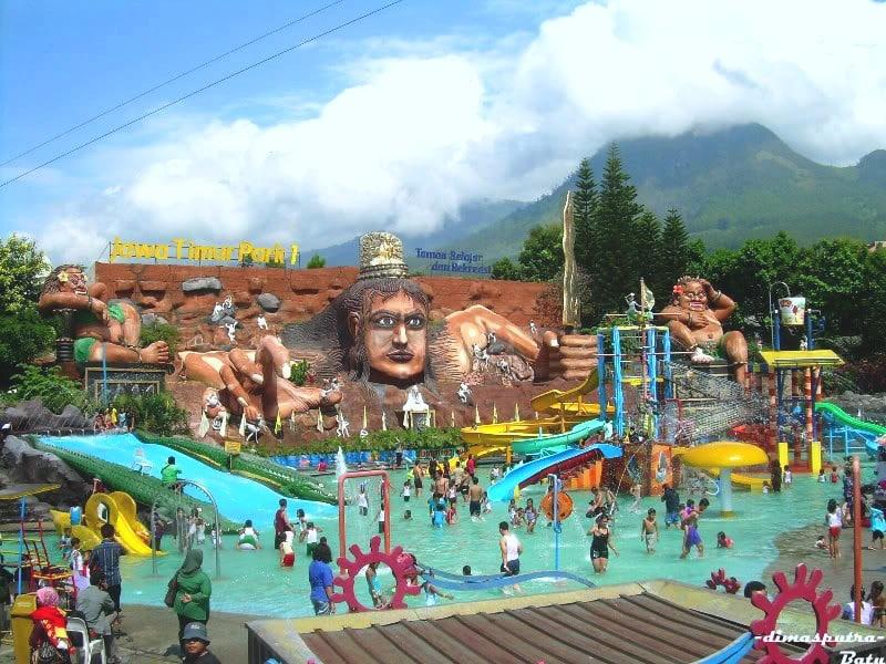 Wahana Jatim Park
