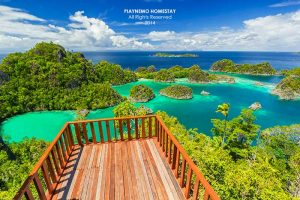Indahnya Kepulauan Raja Ampat via www.pesonavitalis.com