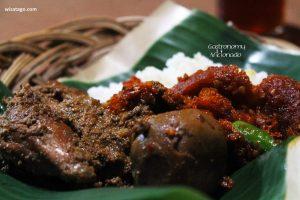 Gudeg Makanan Khas Yogyakarta dan Jawa Tengah