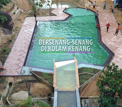 Kolam Renang Tamara via https://www.facebook.com/KarimunCorner