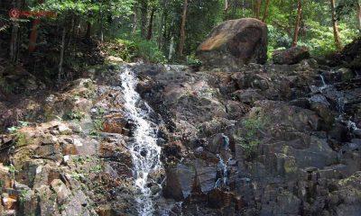 Air Terjun Kabupaten Karimun
