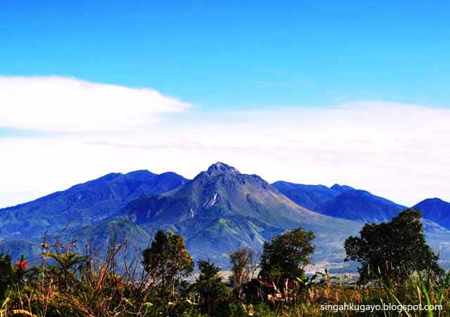 Gunung Burni Telong