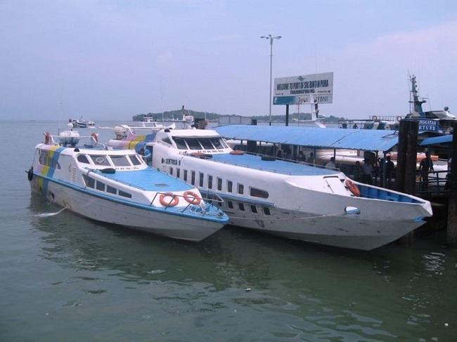 Ferry Tanjung pinang batam