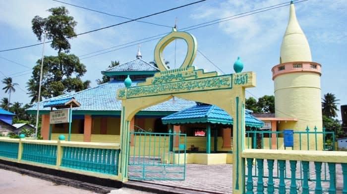 masjid haji abdul gani