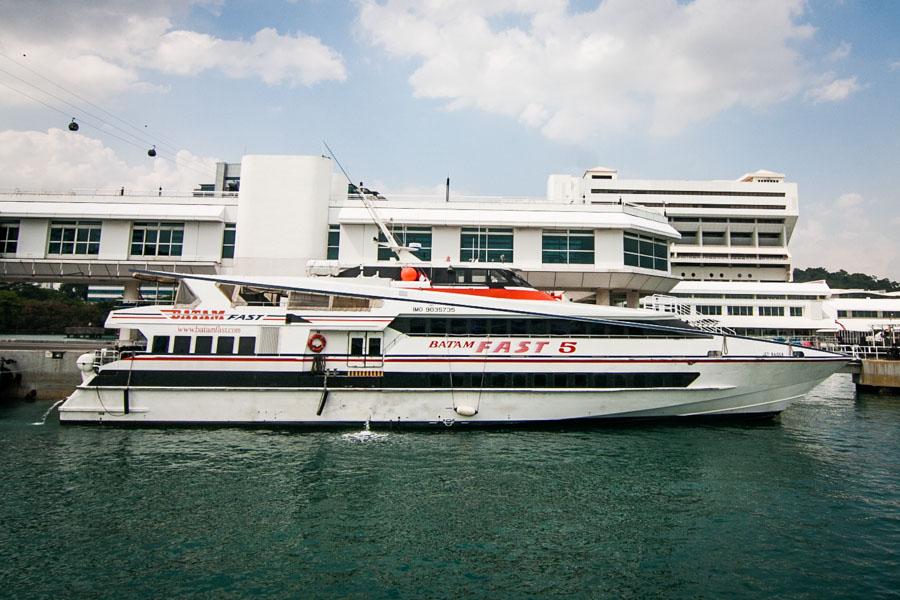 Jadwal Dan Harga Kapal Batam Fast Ferry Rute Singapura Batam