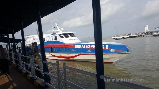 Daftar-Kapal-Ferry-Dumai-Express-rute-Batam-Karimun